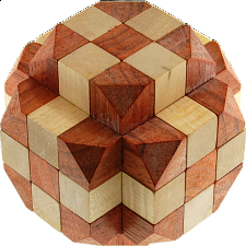 Cubix - Other Wood Puzzles
