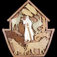 Noah's Ark Puzzle -