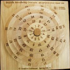 Double Revolving Century Puzzle -