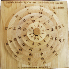 Double Revolving Century Puzzle - Search Results