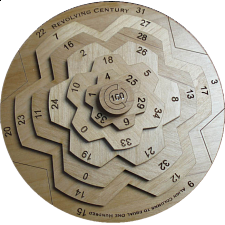 Revolving Century - Other Wood Puzzles