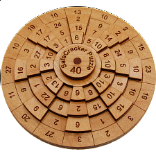 Safecracker 40 - Other Wood Puzzles