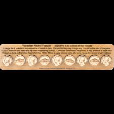 Wooden Nickels -