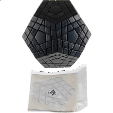 Gigaminx Cube4You - DIY - Black Body - Other Rotational Puzzles