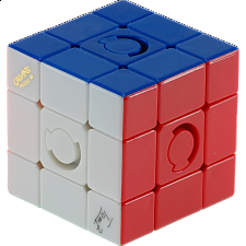 Constrained Cube 180 - Stickerless - Rubik's Cube & Others