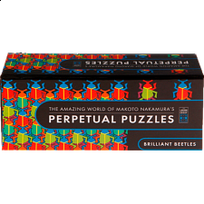 Perpetual Puzzles - Brilliant Beetles - Tile Puzzles