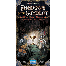 Shadows Over Camelot - The Card Game - Board Games