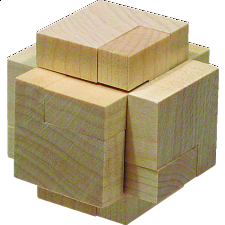 Timonen Burr - Other Wood Puzzles