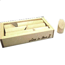 Lox in Box II - Wood Puzzles
