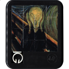 Altered Images - The Scream - Misc Puzzles
