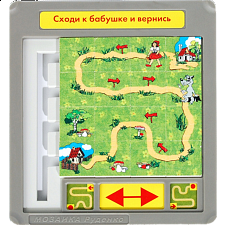 Mosaic Rudenko - Little Red Riding Hood