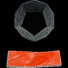 Bauhinia Dodecahedron DIY - Black Body -