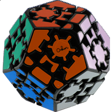 Gear Minx II - Other Rotational Puzzles