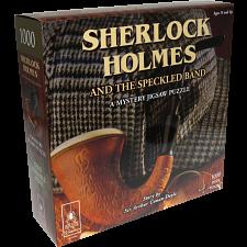 Murder Mystery - Sherlock Holmes - 1000 Pieces