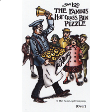 The Famous Hot Cross Bun Puzzle - Search Results