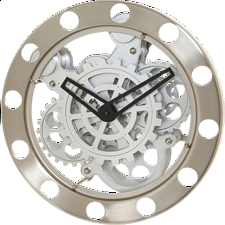 Gear Wall Clock - Geeky Gadgets