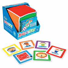 Roll & Play - Games & Toys