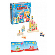 Bill & Betty Bricks - Children's Toys & Puzzles