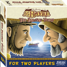 Le Havre - The Inland Port - Board Games