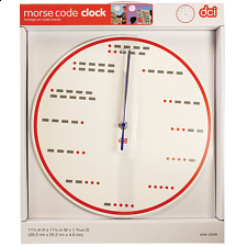 Morse Code Clock - Search Results