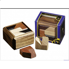 Brick-Puzzle - European Wood Puzzles
