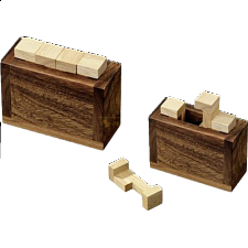 Sarcophagus - European Wood Puzzles