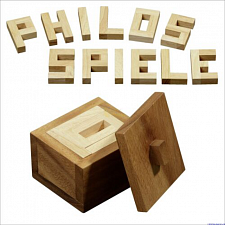 Philos Puzzle - European Wood Puzzles