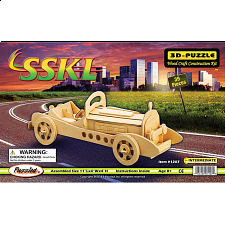 SSKL Car - 3D Wooden Puzzle - Search Results