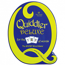 Quiddler Deluxe - Card Games