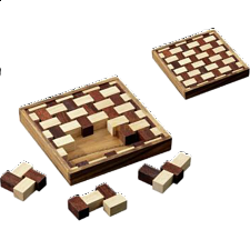 Wims Mat - European Wood Puzzles