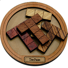 Tee-Pause - Wood Puzzles