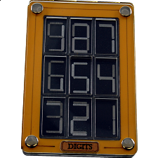 Digits - Wood Puzzles
