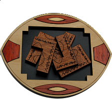 Massai - Wood Puzzles
