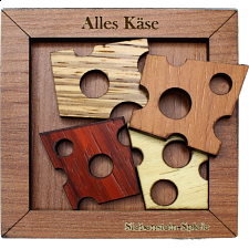Alles Käse - Packing Puzzles