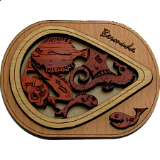 Bermuda - European Wood Puzzles