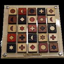 Die 5 Elemente - European Wood Puzzles