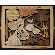 The Orchestra Pit - Other Wood Puzzles