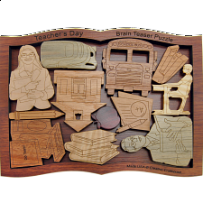 Teacher's Day - Other Wood Puzzles