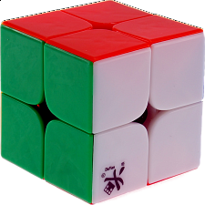 2x2x2 I - 6 Solid Color  for Speed Cubing (50x50mm)