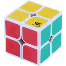 2x2x2 I  - White Body for Speed Cubing (46x46mm) -