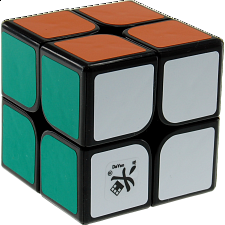 2x2x2 I - Black Body for Speed Cubing (50x50mm) -