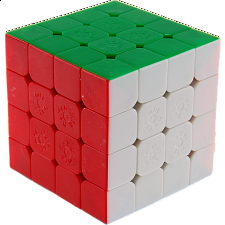 Spring 4x4x4 Cube - Stickerless 62mm