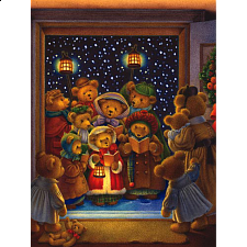 Christmas Carols - Large Format