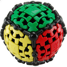 Gear Ball - Meffert's Rotational Puzzles