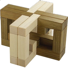 Chiasma - European Wood Puzzles