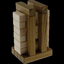 Columnata 3P2C - Wood Puzzles