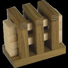 Columnata 2P3C - Wood Puzzles