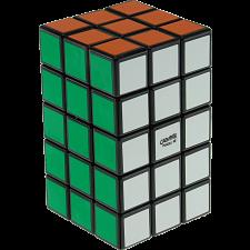 3x3x5 Cuboid with Aleh & Evgeniy logo - Black Body -