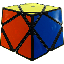 John Lin Squished Skewb Puzzle - Black Body - Search Results