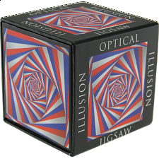 Optical Illusion Jigsaw 7